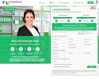 Rahalaitos - Lainaa netistä 500 - 50.000 €