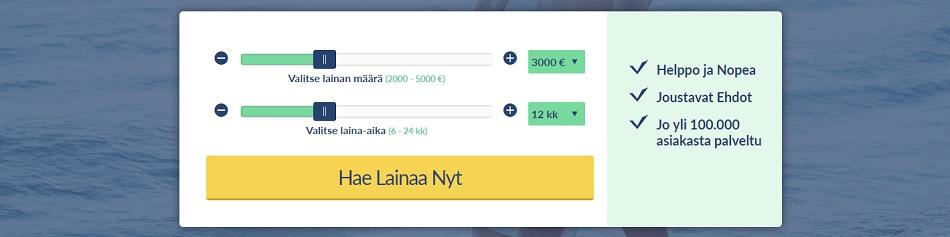 Yleislaina.fi - Suosittua ja selkeää lainaa netistä!