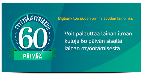 Bigbank.fi - Lue lisää!