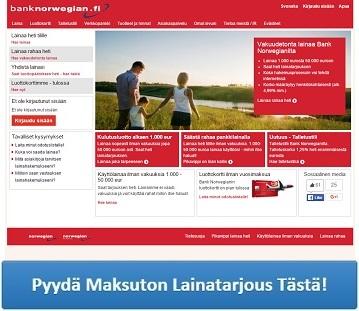 bank-norwegian-pyyda-tarjous