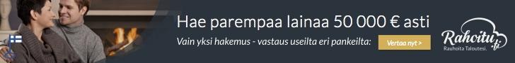 Hae Rahoitu.fi lainaa tästä.