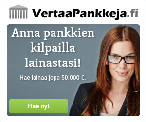 VertaaPankkeja.fi – Pankkilainaa helposti ja nopeasti!