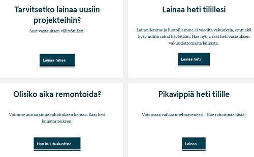 Bank Norwegian lainaa uusiin projekteihin!