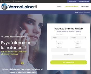 Lainojen yhdistäminen | VarmaLaina.fi