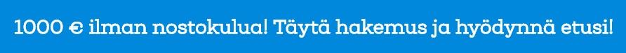 Hae lainaa Limitti.fi palvelusta!