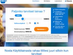 Laina.fi – Käyttölaina