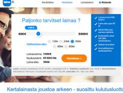 Laina.fi – Kertalaina