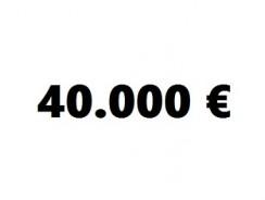 Lainaa 40.000 euroa