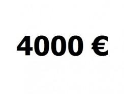Lainaa 4000 euroa