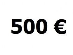 Lainaa 500 euroa