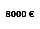 Lainaa 8000 euroa
