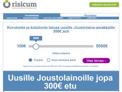 Risicum – Joustolaina